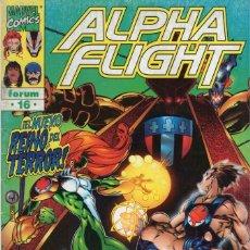Cómics: ALPHA FLIGHT VOL. 2 Nº 16 - FORUM. Lote 256164335