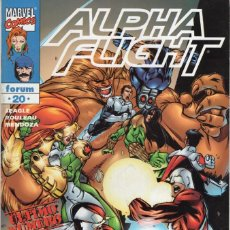 Cómics: ALPHA FLIGHT VOL. 2 Nº 20 - FORUM. Lote 256164745