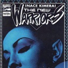 Cómics: THE NEW WARRIORS VOL. 1 Nº 41 - FORUM - ESTADO EXCELENTE. Lote 256165615
