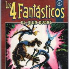 Cómics: LOS 4 FANTASTICOS DE JOHN BYRNE COLECCIONABLE Nº 2 - PLANETA. Lote 257278320