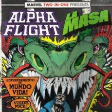 Cómics: ALPHA FLIGHT 50 PROCEDE DE UN RETAPADO. Lote 257390555