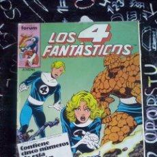 Cómics: FORUM - 4 FANTASTICOS VOL.1 RETAPADO CON LOS NUM. 36 AL 40. Lote 257398725