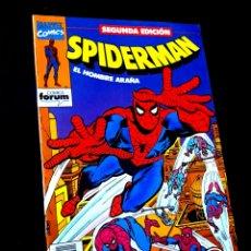 Cómics: EXCELENTE ESTADO SPIDERMAN 1 COMICS MARVEL FORUM. Lote 270537603