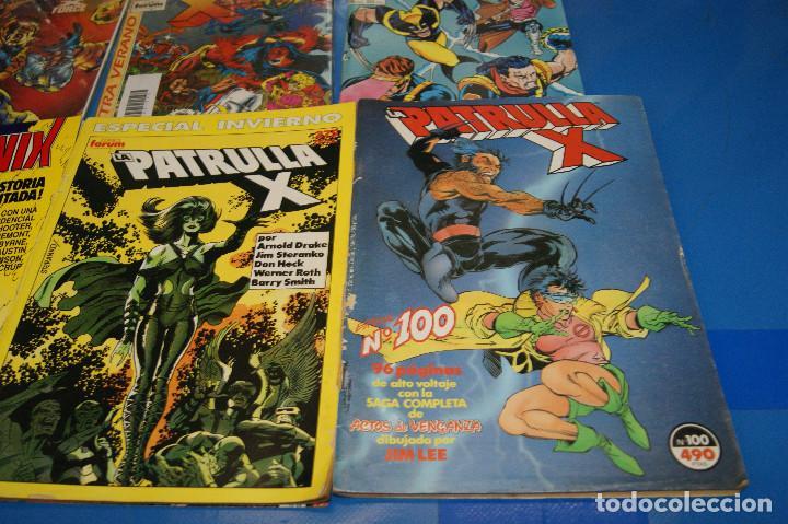 Cómics: Lote 14 comics especiales X-MEN-PATRULLA X-X-FORCE buen estado-descatalogados - Foto 3 - 257510820