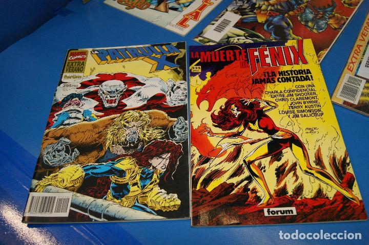 Cómics: Lote 14 comics especiales X-MEN-PATRULLA X-X-FORCE buen estado-descatalogados - Foto 4 - 257510820