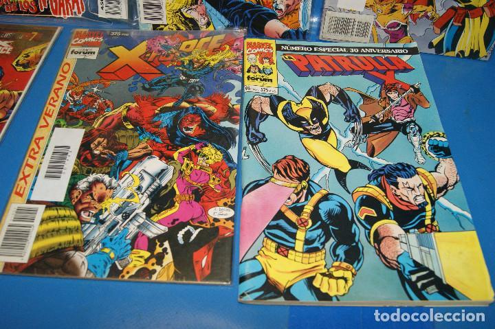 Cómics: Lote 14 comics especiales X-MEN-PATRULLA X-X-FORCE buen estado-descatalogados - Foto 5 - 257510820
