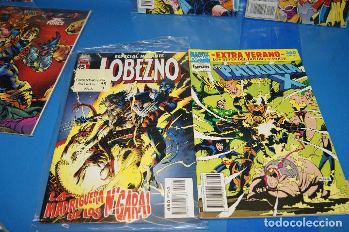 Cómics: Lote 14 comics especiales X-MEN-PATRULLA X-X-FORCE buen estado-descatalogados - Foto 6 - 257510820