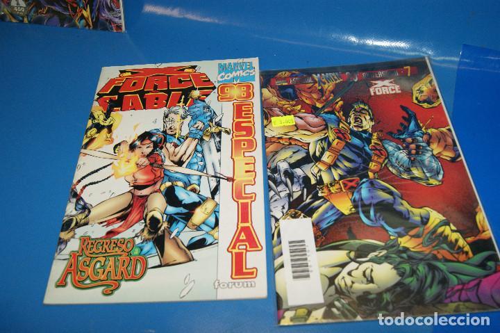 Cómics: Lote 14 comics especiales X-MEN-PATRULLA X-X-FORCE buen estado-descatalogados - Foto 8 - 257510820