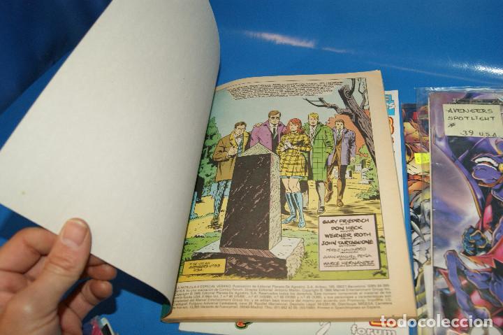 Cómics: Lote 14 comics especiales X-MEN-PATRULLA X-X-FORCE buen estado-descatalogados - Foto 10 - 257510820