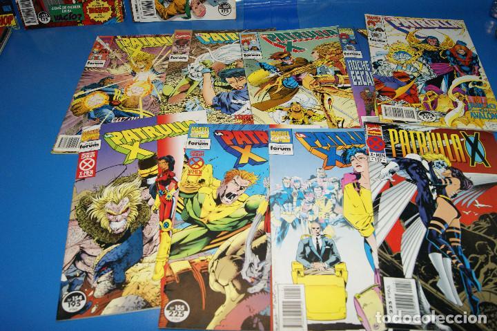 Cómics: Lote 45 comics PATRULLA-X del 111 al 124/126 al 145/147 al 157 forum-marvel - Foto 7 - 257512800