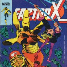 Cómics: FACTOR X VOL. 1 Nº 20 - FORUM. Lote 257524555