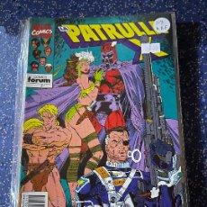 Cómics: FORUM PATRULLA X NUMERO 113 BUEN ESTADO. Lote 257525285