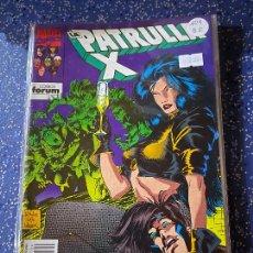 Cómics: FORUM PATRULLA X NUMERO 109 BUEN ESTADO. Lote 257525340
