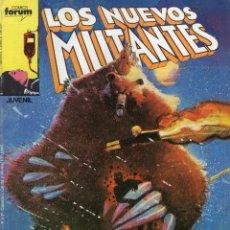 Cómics: LOS NUEVOS MUTANTES Nº 19 - FORUM - BUEN ESTADO. Lote 257525420