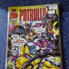 Cómics: FORUM PATRULLA X VOLUMEN 2 NUMERO 23 BUEN ESTADO. Lote 257527000