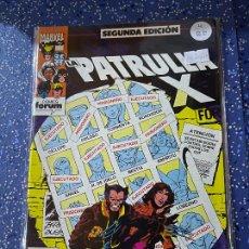 Cómics: FORUM PATRULLA X SEGUNDA EDICION NUMERO 4 BUEN ESTADO. Lote 257528585