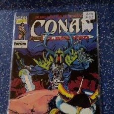 Cómics: FORUM CONAN NUMERO 209 BUEN ESTADO. Lote 257531010