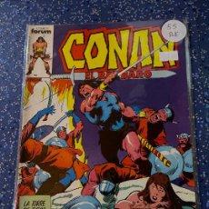 Cómics: FORUM CONAN NUMERO 55 BUEN ESTADO. Lote 257531150