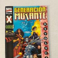 Cómics: GENERACIÓN MUTANTE #11 FORUM EN MUY BUEN ESTADO. Lote 257536820