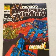 Cómics: PROYECTO EXTERMINIO 6/9 FORUM EN BUEN ESTADO. Lote 257537595