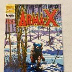 Cómics: ARMA X #2 1ª EDICIÓN VOL1 FORUM EN BUEN ESTADO. Lote 257537850