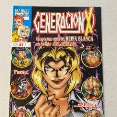 Cómics: GENERACIÓN X #31 FORUM NUEVO DE KIOSKO. Lote 257539420