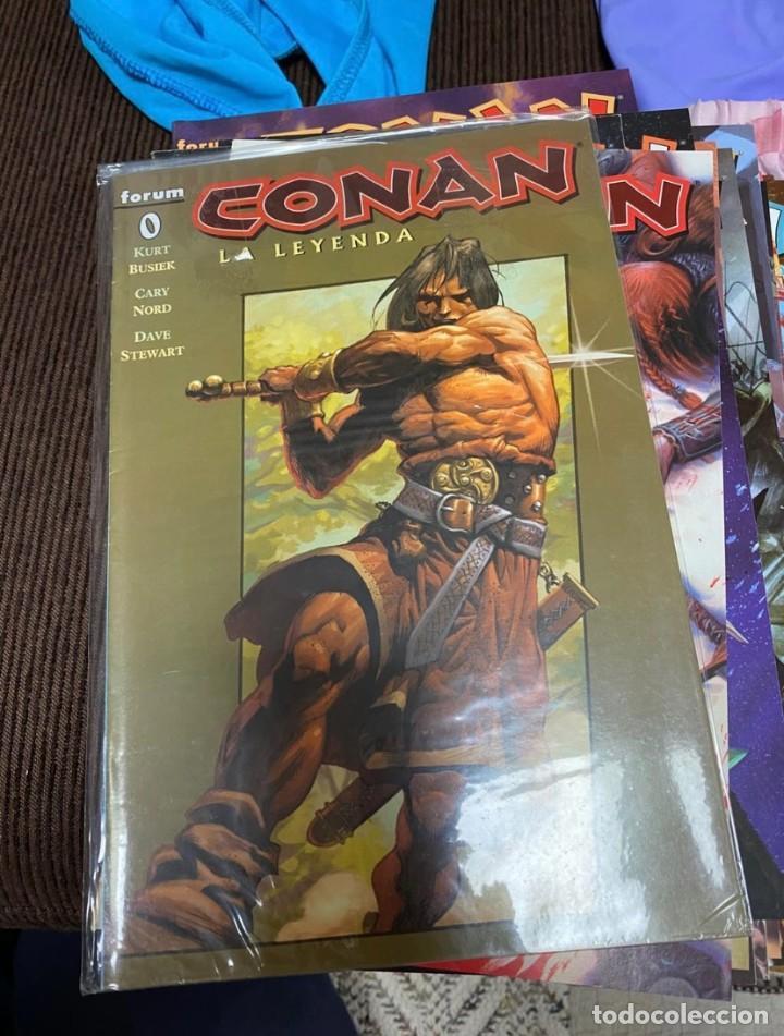 CONAN LA LEYENDA COMPLETA (Tebeos y Comics - Forum - Conan)