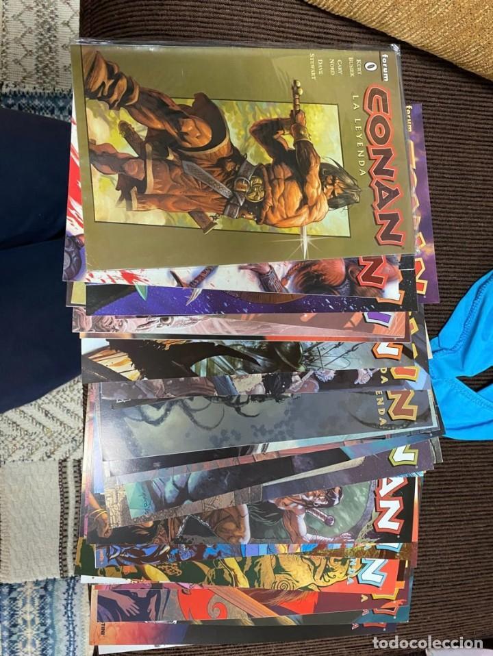 Cómics: Conan La Leyenda completa - Foto 2 - 257604555