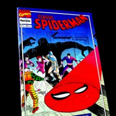 Cómics: EXCELENTE ESTADO CLASSIC SPIDERMAN 13 COMICS FORUM MARVEL. Lote 257617845