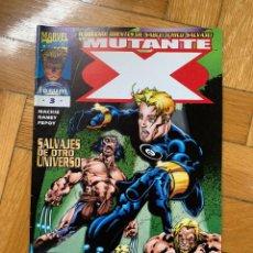 Cómics: MUTANTE X Nº 3. Lote 257670965
