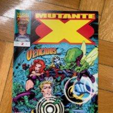 Cómics: MUTANTE X Nº 2. Lote 257671165