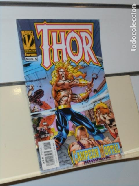 THOR VOL. 2 Nº 5 MARVEL - FORUM (Tebeos y Comics - Forum - Thor)