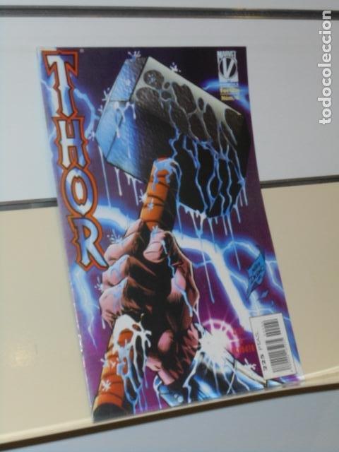 THOR VOL. 2 Nº 4 MARVEL - FORUM (Tebeos y Comics - Forum - Thor)