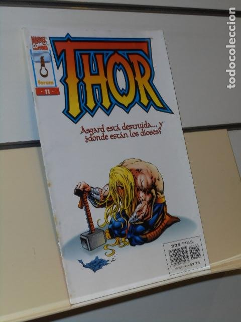 THOR VOL. 2 Nº 11 MARVEL - FORUM (Tebeos y Comics - Forum - Thor)