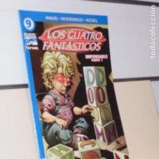 Cómics: LOS CUATRO FANTASTICOS VOL. 5 Nº 9 IMPENSABLE PARTE 1 MARVEL - FORUM. Lote 257681250
