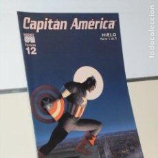 Comics : CAPITAN AMERICA VOL. 5 Nº 12 HIELO PARTE 1 DE 5 MARVEL - FORUM. Lote 257686155