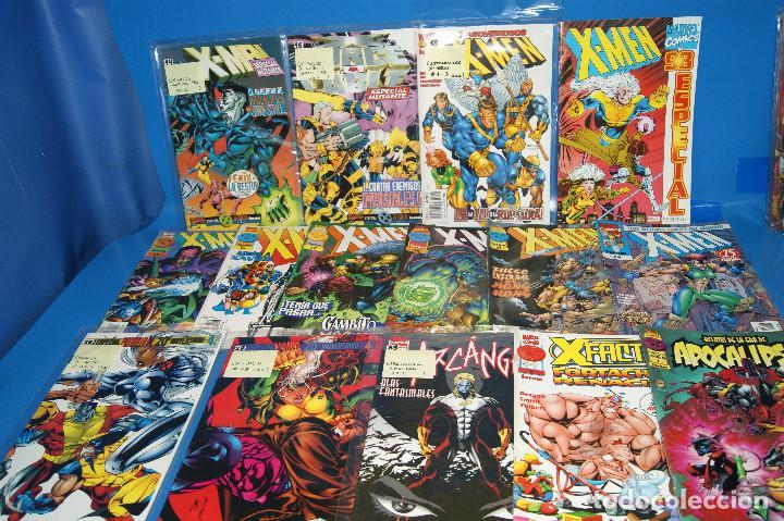 LOTE 15 NUMEROS X-MEN 14-16-17-18-21--28 + ESPECIALES -FORUM MARVEL (Tebeos y Comics - Forum - Otros Forum)