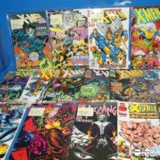 Cómics: LOTE 15 NUMEROS X-MEN 14-16-17-18-21--28 + ESPECIALES -FORUM MARVEL. Lote 257698685