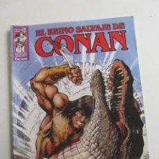 Comics : EL REINO SALVAJE DE CONAN. Nº 17. FORUM ARX91. Lote 257702965