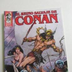 Comics : EL REINO SALVAJE DE CONAN. Nº 19 FORUM ARX91. Lote 257703190