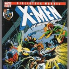 Cómics: BIBLIOTECA MARVEL X-MEN Nº 4 - FORUM - BUEN ESTADO. Lote 257714115