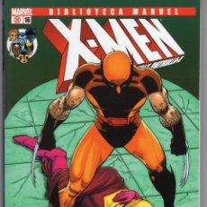 Cómics: BIBLIOTECA MARVEL X-MEN Nº 16 - FORUM - IMPECABLE. Lote 257714960
