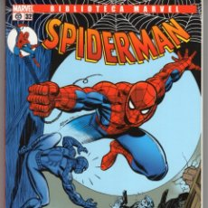 Cómics: BIBLIOTECA MARVEL SPIDERMAN Nº 32 - FORUM - IMPECABLE. Lote 257716930