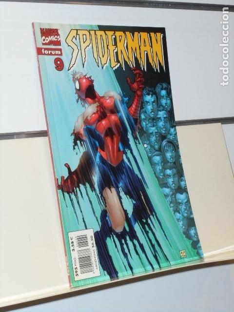 SPIDERMAN VOL. 3 Nº 9 MARVEL - FORUM (Tebeos y Comics - Forum - Spiderman)