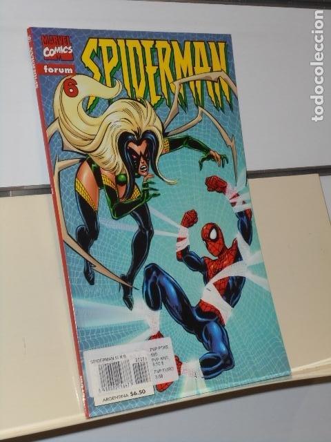 SPIDERMAN VOL. 3 Nº 6 MARVEL - FORUM (Tebeos y Comics - Forum - Spiderman)