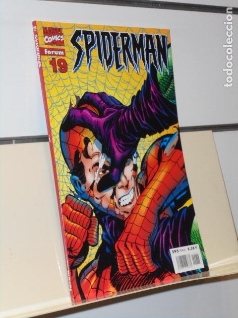 SPIDERMAN VOL. 3 Nº 19 MARVEL - FORUM (Tebeos y Comics - Forum - Spiderman)