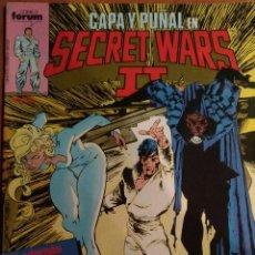 Cómics: COMIC SECRET WARS II Nº34. Lote 257725165
