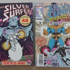 Cómics: SILVER SURFER FORUM VOLUMEN II COMPLETA. Lote 257755075