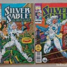 Cómics: SILVER SABLE FORUM. Lote 257758520