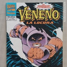 Cómics: VENENO LA LOCURA FORUM. Lote 257759330